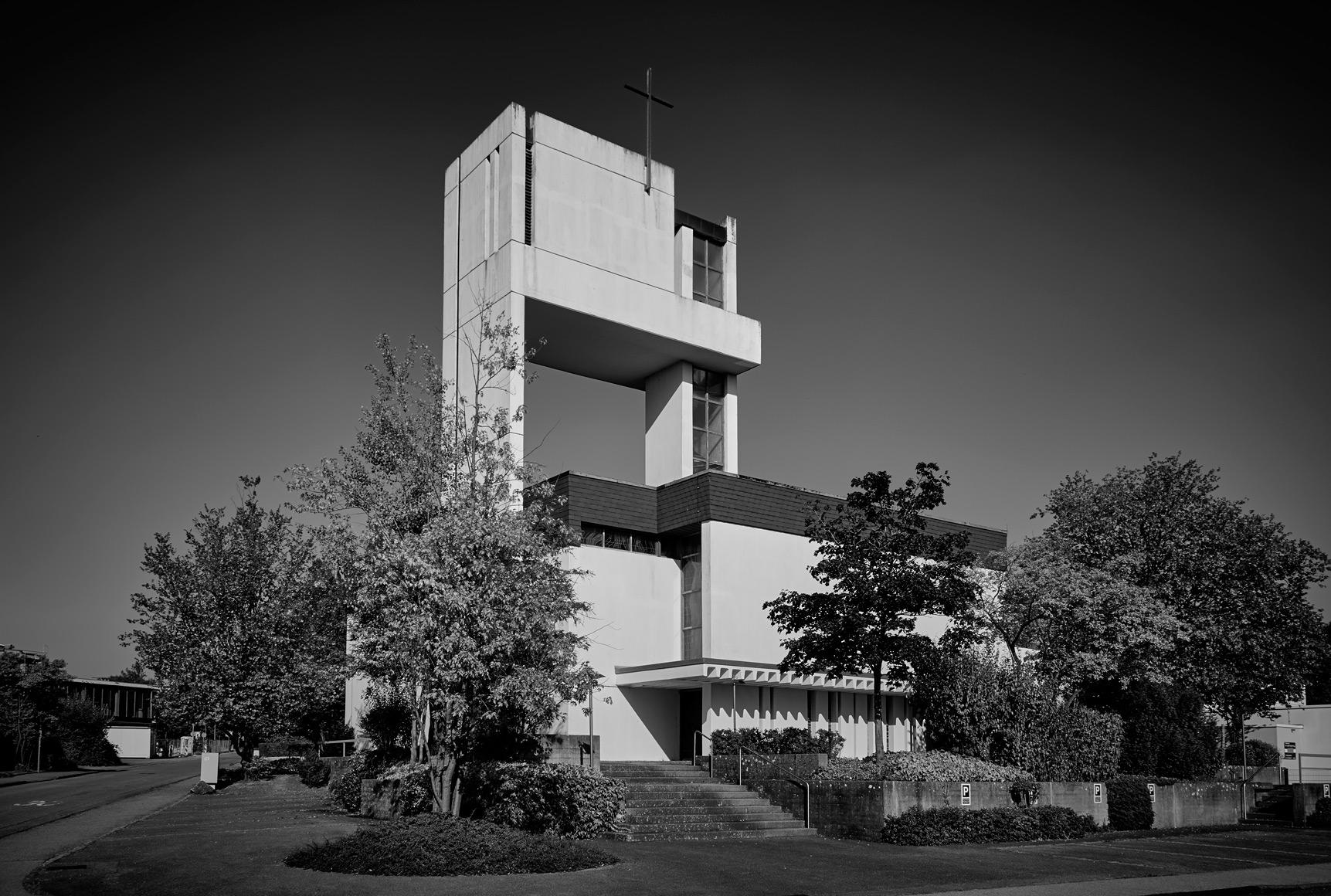 HL-Kreuz-Kirche Aalen